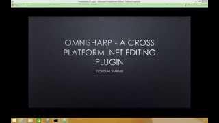 getlinkyoutube.com-Using the OmniSharp Plugin with the Atom Text Editor