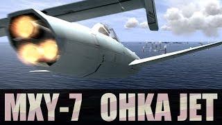 getlinkyoutube.com-IL-2 1946 : Ohka Kamikaze Jet [HSFX 7.0]