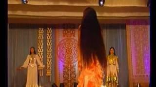 getlinkyoutube.com-Real long haired beauties
