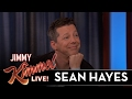 Sean Hayes on the Return of Will & Grace