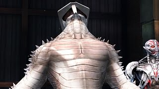 getlinkyoutube.com-Marvel: Future Fight - The DESTROYER Biometrics Unlocked