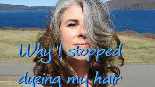 getlinkyoutube.com-Why I Stopped Dyeing My Hair