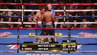 getlinkyoutube.com-Kendall Holt vs Danny Garcia 2011 10 15 full fight