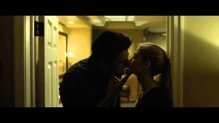 getlinkyoutube.com-Gone Girl (2014) Scene - Nick & Amy fight