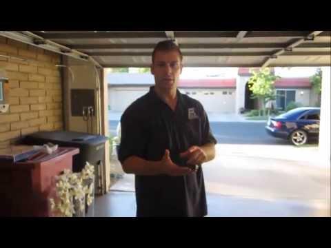 Garage Door Safety Eye
