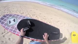 getlinkyoutube.com-Learn To Kiteboard Foil at Second Wind Maui