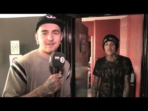 Bring Me The Horizon's backstage tour of Koko