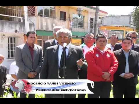 Gobernantes.com; Conmemoran 16 aniversario de la muerte de Luis Donaldo Colosio 23 marzo.flv