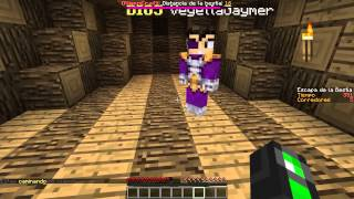 getlinkyoutube.com-NO CONFIES EN MI!! - c/ VEGETTA - ESCAPA DE LA BESTIA #3 - MINECRAFT