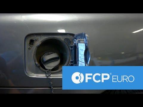 Volvo Fuel Door Hinge Replacement - Super Simple DIY (S60, S80, V70, XC70, XC90)