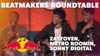 getlinkyoutube.com-Metro Boomin, Zaytoven, Sonny Digital - Beatmakers Roundtable Lecture (New York 2016)
