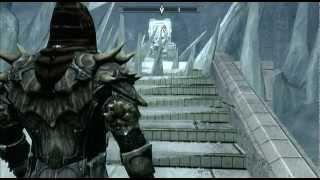 "getlinkyoutube.com-""Vampire lord, a werewolf, or a mermaid!"" Lets Play Skyrim: Dawnguard part 22"