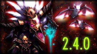getlinkyoutube.com-Diablo 3: Witch Doctor - ULTIMATE LoN Firebats Build | Season 5 | 2.4.0