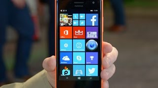 getlinkyoutube.com-استعراض للهاتف Nokia Lumia 730:أول هاتف سيلفي من نوكيا