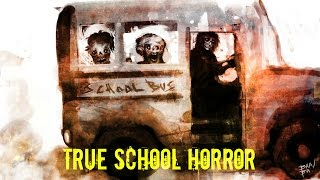 4 Scary TRUE Back to School Horror Stories