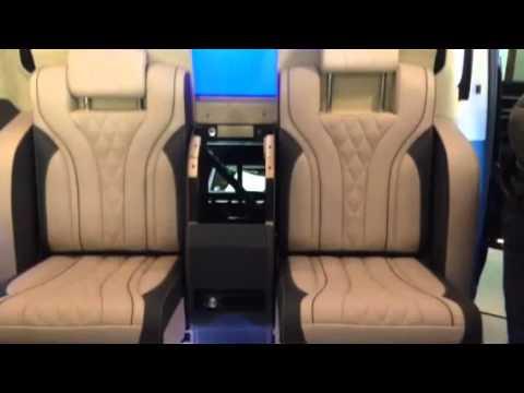 Салон BRABUS Mercedes V-Class