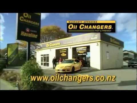 Oil Changers New Zealand