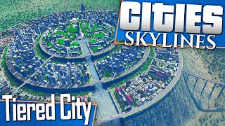 getlinkyoutube.com-Cities: Skylines | Let's Build a Tiered City