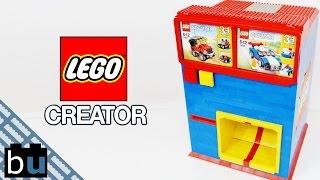 getlinkyoutube.com-LEGO Set Vending Machine