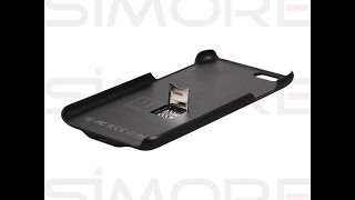 getlinkyoutube.com-iPhone 6S custodia Dual SIM simultanea con 2 SIM attive contemporaneamente adattatore bluetooth