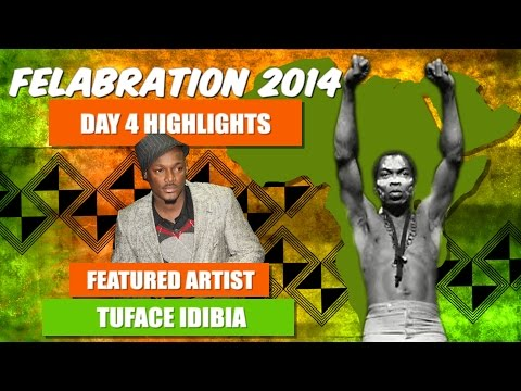 2Face Idibia Felabration 2014 Performance
