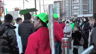橋下徹と子供達の大論争(^.^) 住之江街頭タウンミーティング