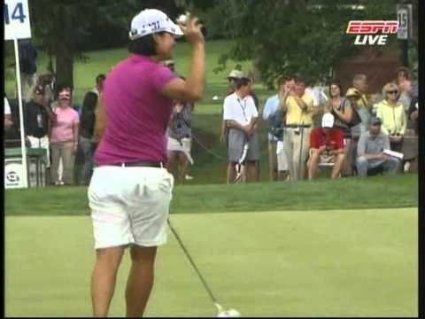 Yani Tseng wins 2011 Wegmans LPGA Championship Final round (1/2)