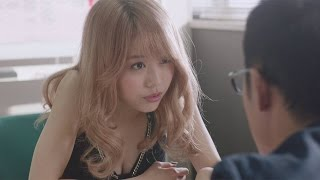 "getlinkyoutube.com-有村架純が""へそ出し金髪""のギャル姿披露 「ビリギャル」予告編映像 #Birigal #movie"