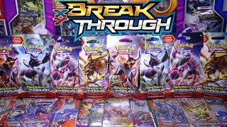 getlinkyoutube.com-Opening 8 Packs of XY BREAKthrough Pokemon Packs!