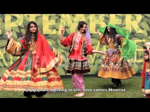 NOWRUZ CELEBRATION in AFGHANISTAN