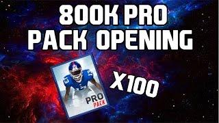 getlinkyoutube.com-800K Pack Opening!- Loving Elites!!! | Madden Mobile