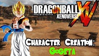 getlinkyoutube.com-How To Create Super Saiyan Gogeta In Dragon Ball Xenoverse & Xenoverse 2