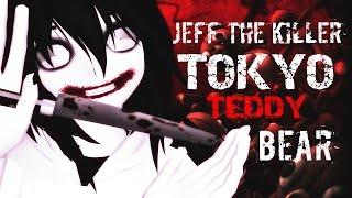 getlinkyoutube.com-【MMD Jeff The Killer】 Tokyo Teddy Bear 【Kaito's Version】+ DOWNLOADS