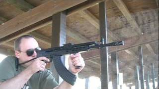 getlinkyoutube.com-Firing Hungarian AMD-65 7.62x39mm AK-47 Rifle