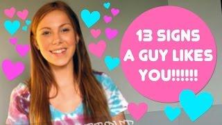 getlinkyoutube.com-SIGNS A GUY LIKES YOU!!!