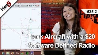 getlinkyoutube.com-Track Aircraft with a $20 Software Defined Radio, Hak5 1525.2