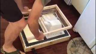 getlinkyoutube.com-How to make a mold and vacuum form an RC4WD Toyota Yota cab Rc car body.