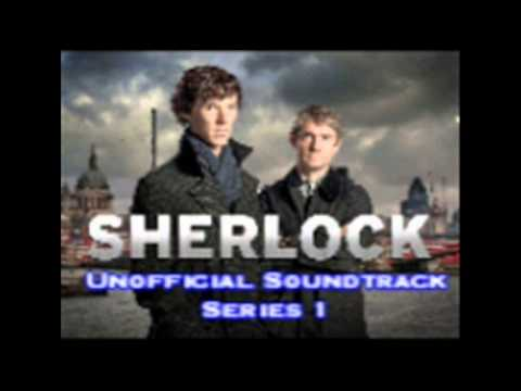 BBC Sherlock Series 1 Unofficial Soundtrack- Sherlock`s Theme Sutie.