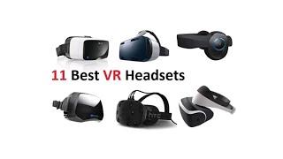 getlinkyoutube.com-11 BEST VR Headsets in 2016!