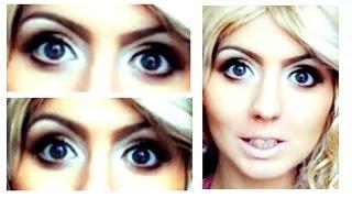 getlinkyoutube.com-Визуально увеличиваем глаза