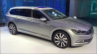 Volkswagen Passat Variant 2015 In detail review walkaround Interior Exterior