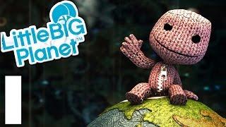 getlinkyoutube.com-NUEVA SERIE! Little Big Planet! Capitulo 1!