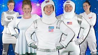 getlinkyoutube.com-Bounce Patrol Astronauts - Kids Space Adventure! Kids Songs & Nursery Rhymes