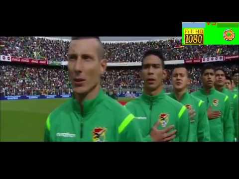 Argentina vs bolivia 2-0  eliminatorias russia 28/3/2017 bolivia argentina 2-0 [HD]