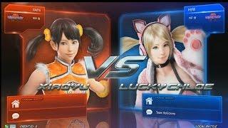 getlinkyoutube.com-TEKKEN 7 12/12 Moruru(Xiaoyu) vs Jeondding(Chloe) (철권7 모르르 vs 전띵)