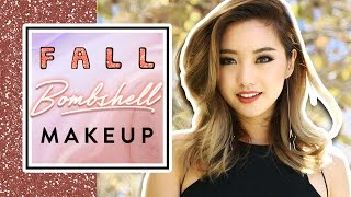 Fall Bombshell Makeup