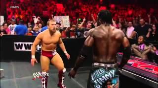 getlinkyoutube.com-WWE one of the most funniest matches Daniel bryan vs Rtruth