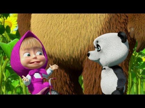Маша и Медведь - Дальний родственник  (Серия 15) | Masha and The Bear (Episode 15)