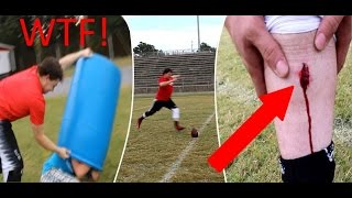 getlinkyoutube.com-GUY RAGES OVER A FOOTBALL GAME!!! (WARNING GRAPHIC)