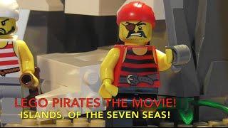 getlinkyoutube.com-Lego Pirates  - The Movie! Island's of the Seven Sea's!